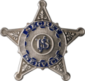 Secret Service badge (1890–1971)