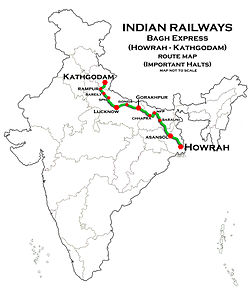 bagh express the plete information and online sale with free Canada Goose Attack bagh express route map