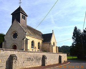 Bagneux, Aisne - Bagneux Church