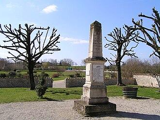 Bagnizeau - Image: Bagnizeau 1.2