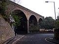 Bagshot Railway Bridge - geograph.org.uk - 210735.jpg