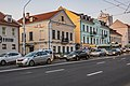 Bahdanoviča street — Trajeckaje suburb (Minsk) 2.jpg