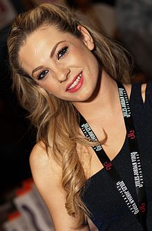 Bailey Blue - AVN Expo Photos Las Vegas 2013 (8421915435).jpg