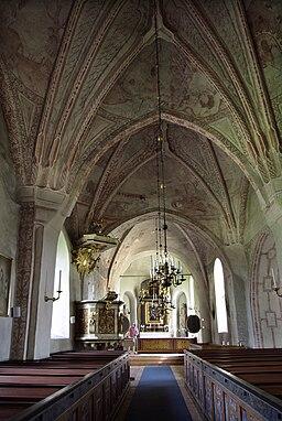 Balinge church2 Sweden