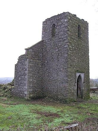 Ballyeaston - Ballyeaston old church