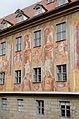 Bamberg, Obere Brücke, Altes Rathaus, Westseite, 20151019-012.jpg