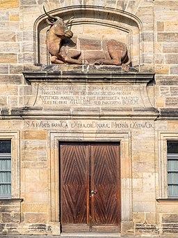 Bamberg portal alte Fleischhalle 9264483