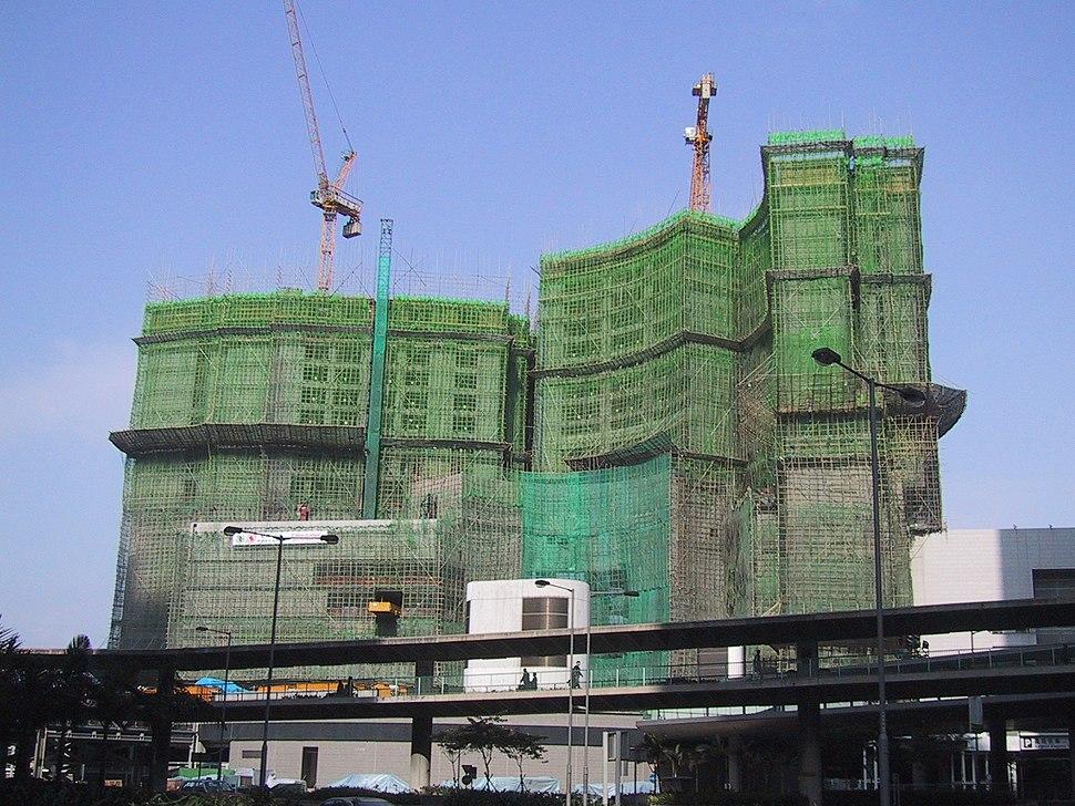 BambooConstructionHongKong