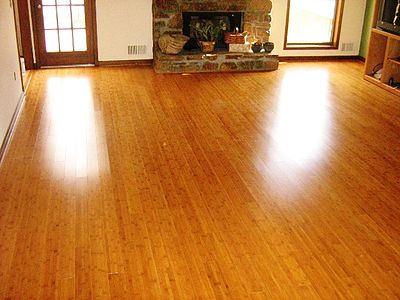 Bamboo floor - Wikipedia, the free encyclopedia