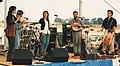 Bandecoute, Australian folk group, Longford 1995 (1).jpg