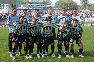 Club Atlético Banfield - Image: Banfield clausura 2010