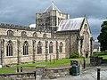 Bangor Cathedral - geograph.org.uk - 932474.jpg