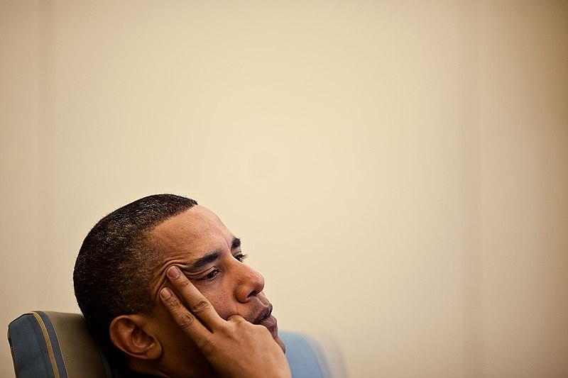 File:Barack Obama in the Oval Office, April 2010.jpg