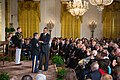 Barack Obama presents the Medal of Honor to Sergeant First Class Jose Rodela, 2014.jpg