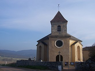 Barizey - Image: Barizey Church