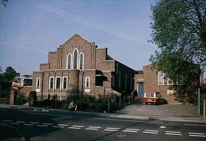 Barnehurst - Image: Barnehurst Methodist Church geograph.org.uk 67989