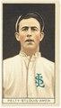 Barney Pelty, St. Louis Browns, baseball card portrait LCCN2008678395.tif