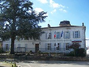 Barsac, Gironde - Town hall