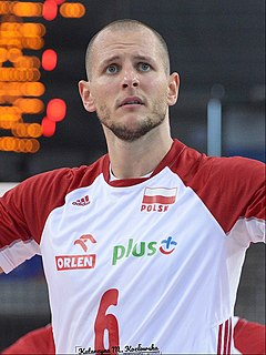 Bartosz Kurek Polish volleyball player