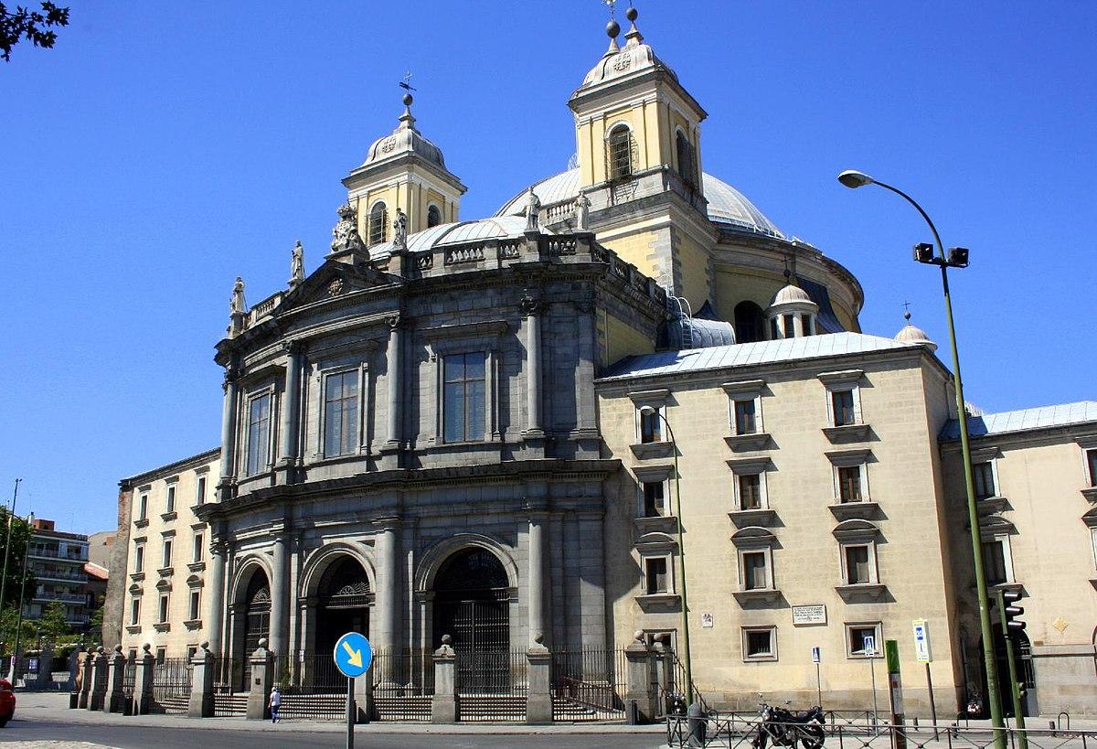Real basílica de San Francisco el Grande - Wikipedia, la ...