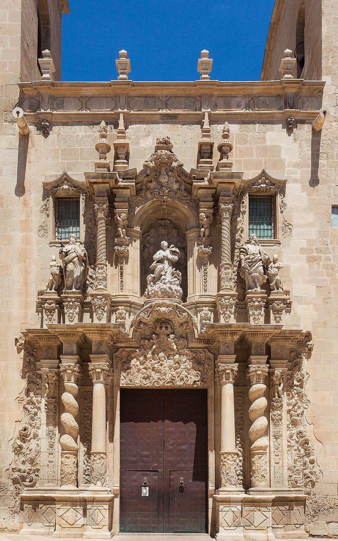 Basílica de Santa María, Alicante, España, 2014-07-04, DD 40