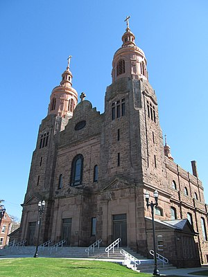 Basilica of St. Stanislaus (Chicopee, Massachusetts) - Basilica of St. Stanislaus
