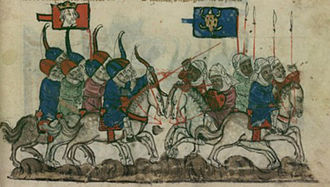 Mongol invasions of Anatolia - The Mongolian army chases the Seljuks at the battle of Köse Dağ in 1243.