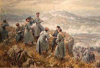 Battle of Slivnitsa decisive battle in Serbo-Bulgarian War