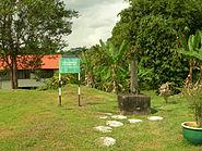Batu Lintang flagpole
