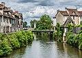 Bave River in Saint-Cere 03.jpg