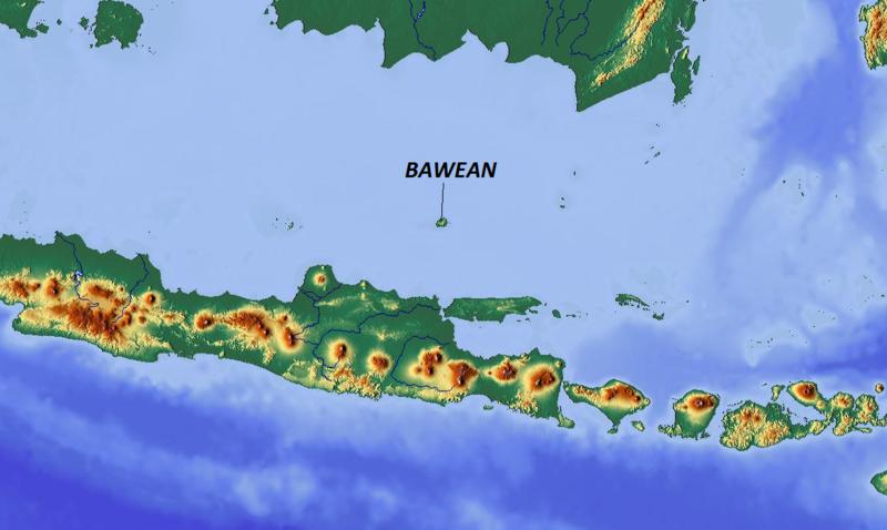 Berkas:Bawean relief.png