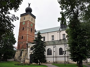 Miechów - Church of the Holy Sepulchre