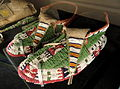 Beaded Mocassins, 1875-1900, Lakota - Houston Museum of Natural Science - DSC02111.JPG