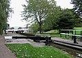 Bedford Street Staircase Locks, Caldon Canal, Etruria, Staffordshire - geograph.org.uk - 598206.jpg