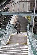Beeston Station Steps - geograph.org.uk - 593586.jpg