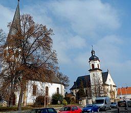 Beindersheim Kirchen