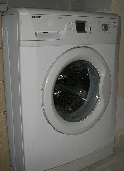 file beko washing machine jpg wikimedia commons. Black Bedroom Furniture Sets. Home Design Ideas