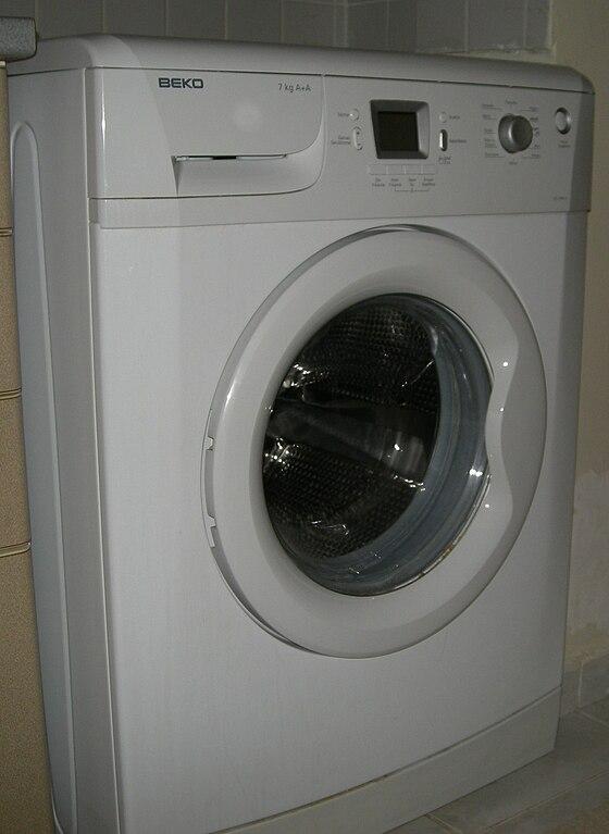 Filebeko Washing Machinejpg With Machien A Laver