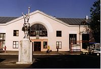 Belarus-Luninets-Railway Station.jpg