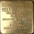 Bella Rechtmann Stolperstein.JPG