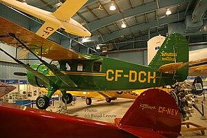Bellanca 31-40 - CF-DCH Reynolds-Alberta Museum c. 2006, photo by Ruud Leeuw