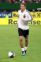 Benedikt Höwedes, Germany national football team (02)