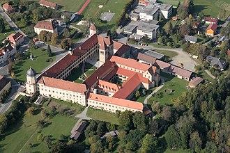 Seckau Abbey - Image: Benediktinerstift Seckau
