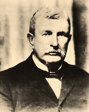 Caterpillar Inc. - Benjamin Holt, one of the founding fathers of Holt Manufacturing Company.