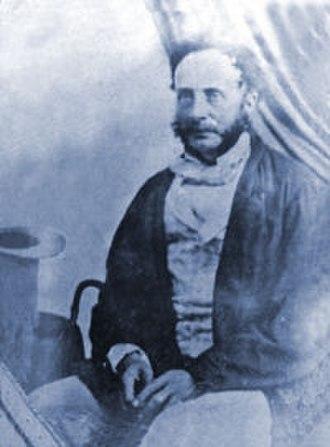 Benjamin Pine - Sir Benjamin Chilley Campbell Pine