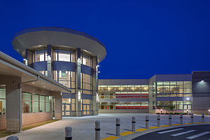 Benton High School (Arkansas) - Image: Benton High School