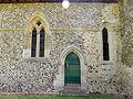 Berden St Nicholas exterior - 12 chancel north wall.jpg
