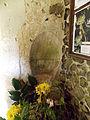 Berden St Nicholas interior - 21 south porch niche.jpg