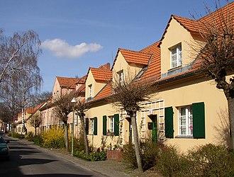 Siemensstadt - Rapsstrasse