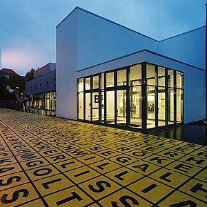 Berlinische Galerie - The Berlinische Galerie in Kreuzberg